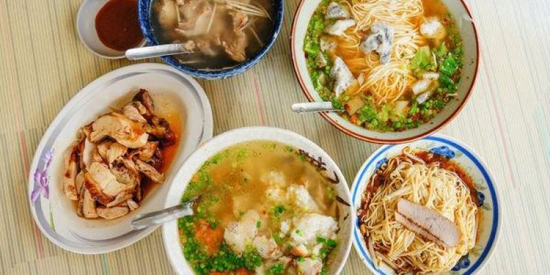 高雄鹽埕麵店 崛江麵店-食尚玩家介紹