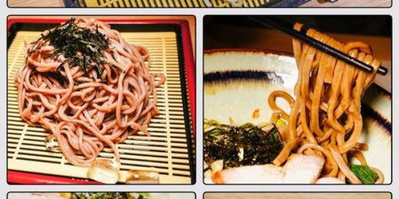 高雄三民區美食 鶴笙麵屋-日式涼麵