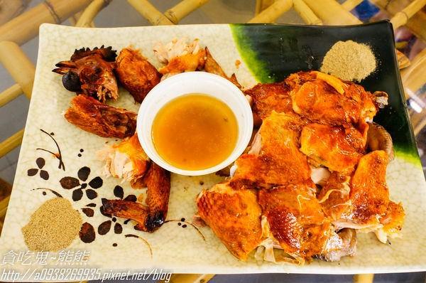 【美食】台南  竹香園甕缸雞