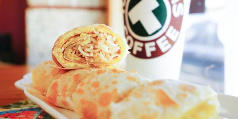 高雄三民早午餐 蛋餅先生-超酷口感好神奇的泡麵蛋餅
