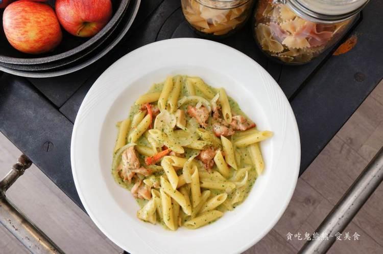 台中美食 西區/曼蒂在家義大利麵-隱身於承億文旅內的美味
