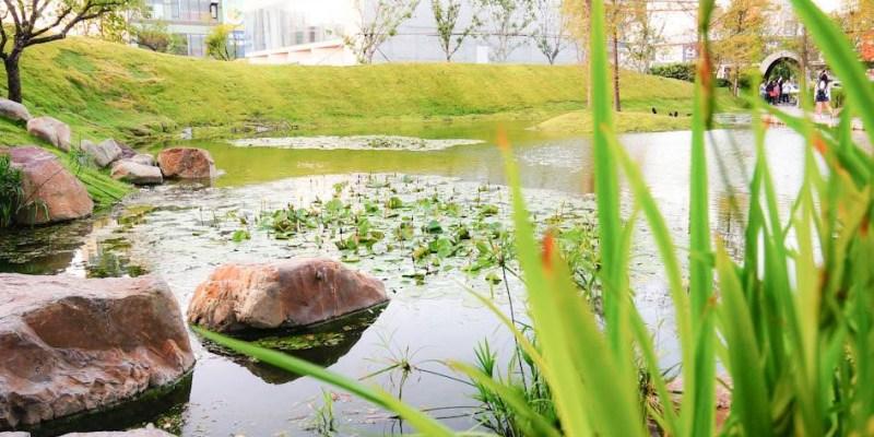 台中旅遊 惠宇一森青-城市中的水漾森林,姐妹們~一起來當網美拍照去