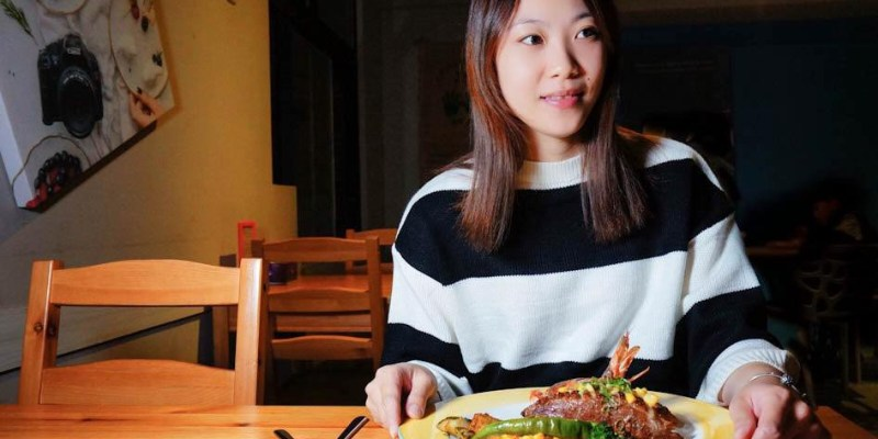 高雄美食 鼓山區/約尼吃飯-情人節餐推薦~雙人特餐只要1288元(已歇業)