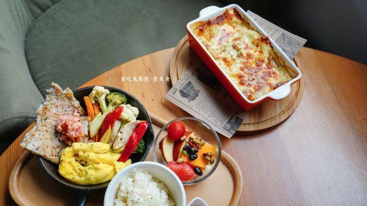 高雄美食 三民區/晨嬉歐式早午餐-美好的早晨從美食開始