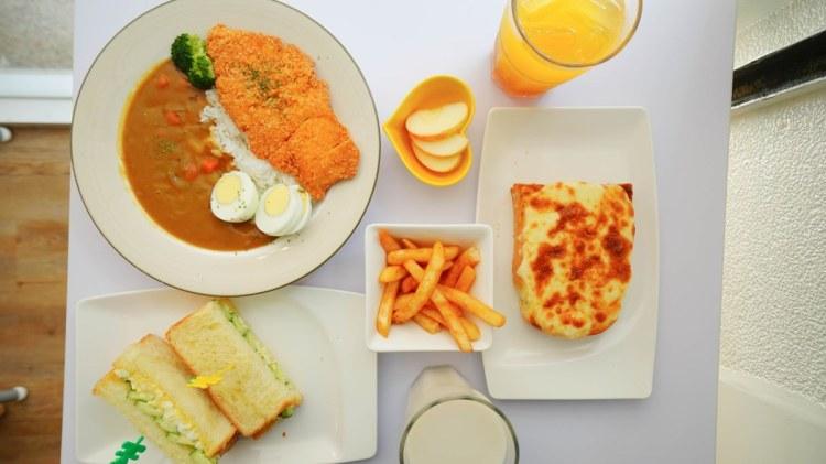 高雄早午餐 簡單吃Slow & Light-超多種類餐點選的真滿足