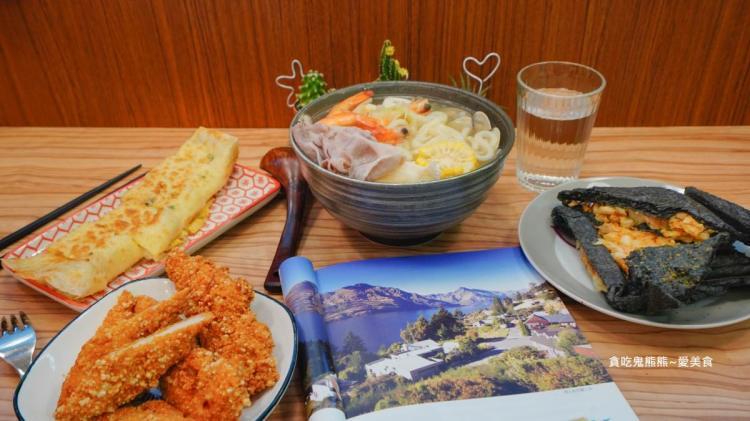 高雄苓雅早午餐 等一下找餐-幸福顏色早午餐好拍好看也好吃