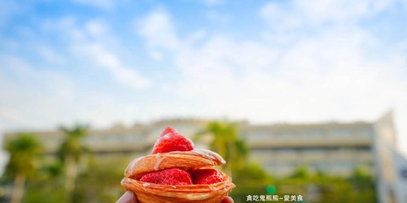 高雄甜甜圈 療癒甜甜圈高應大店-創意無限熱量低一點烤的甜甜圈(已歇業)