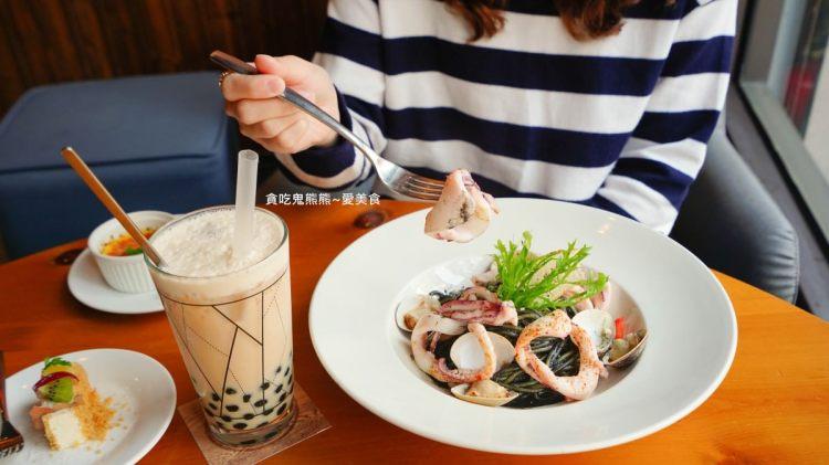 高雄楠梓區美食 走廊倉廚Zaolong楠梓參號倉-味覺與視覺都滿足的午後小時光