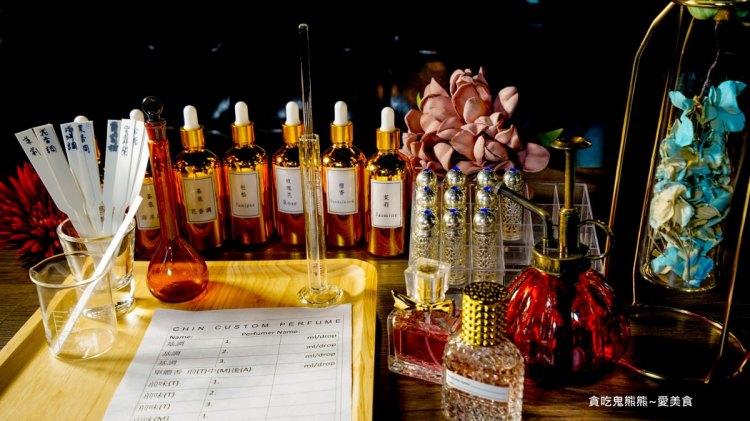 高雄美食 藏香 茶&香人文空間-法式DIY香水課程與香氛藝術空間裡享輕食午茶