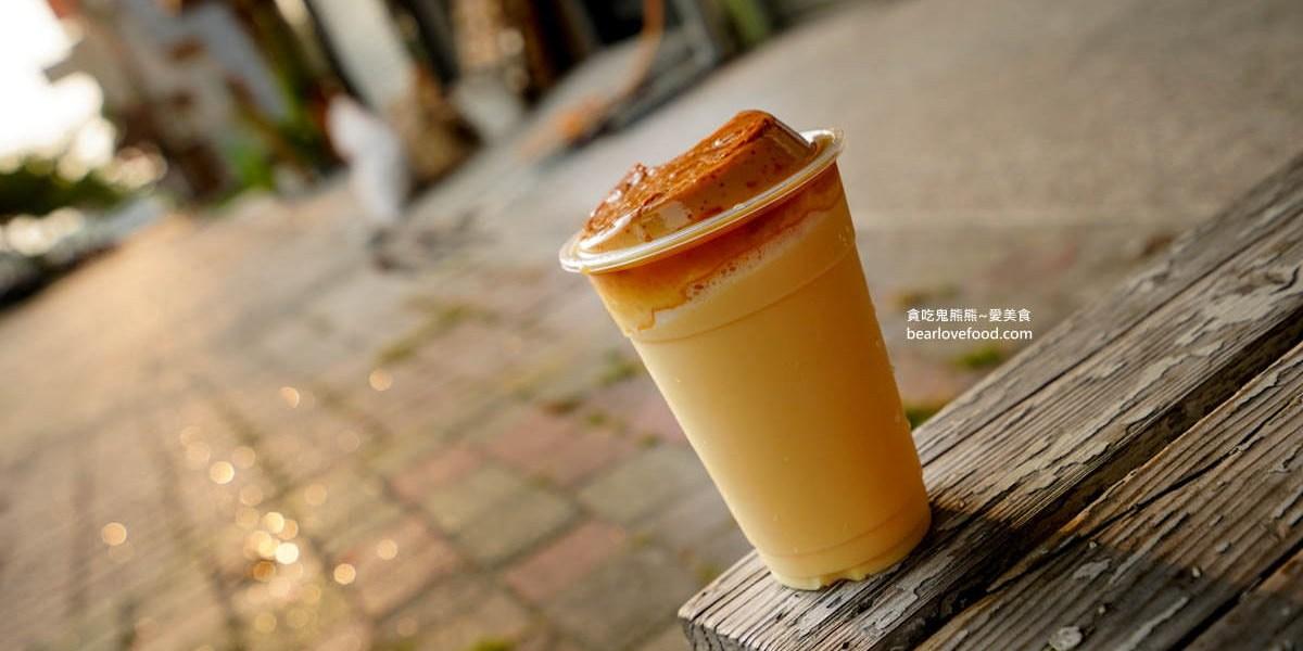 台南美食 銀波布丁-布丁冰沙+布丁