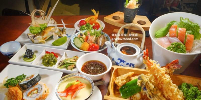 高雄三民區日本料理 福壽司日式料理-太驚訝套餐式定食滿滿一桌居然只要700元(已歇業)