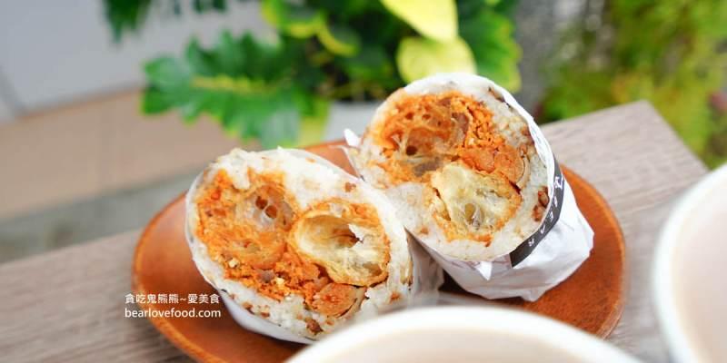 高雄大寮區美食 熊熊本丸-文青飯糰創意烤饅頭,兩位女孩的故事