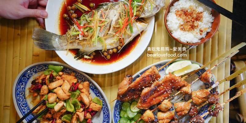 高雄鳳山區美食 辣廸賽燒烤麻辣燙-家庭用餐或者小酌吃燒烤也很可以