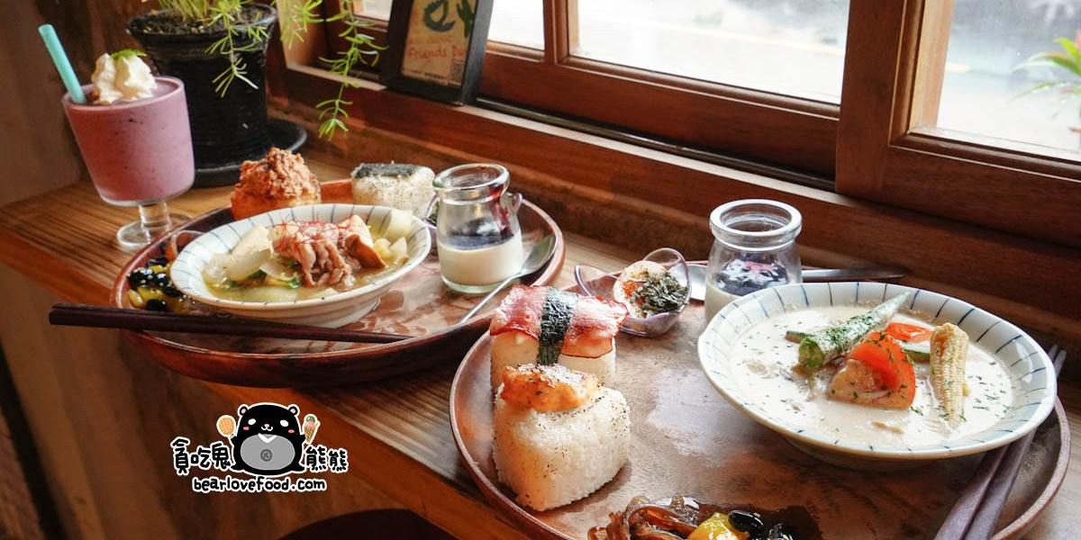 恆春美食  麋谷 Migu village-創意日式烤飯糰,買的是空間感受與舊時代穀倉的體會