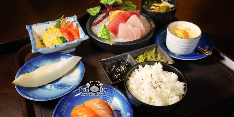 高雄日本料理 允鶴手作壽司-高貴不貴午餐定食開賣了,誰說品質好一定很貴?試試看