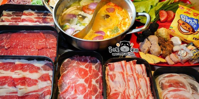 高雄左營區火鍋吃到飽 肉肉屋火鍋-適合親子客的精緻吃到飽