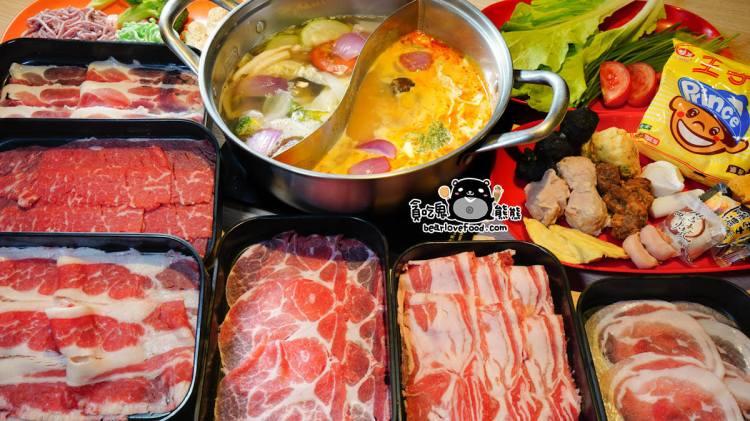 高雄火鍋吃到飽 肉肉屋火鍋-適合親子客的精緻吃到飽