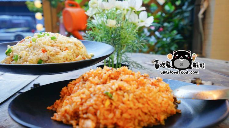 高雄三民區美食 六兩三-不油膩又平價炒飯,湯頭不過重,簡單吃鍋燒麵