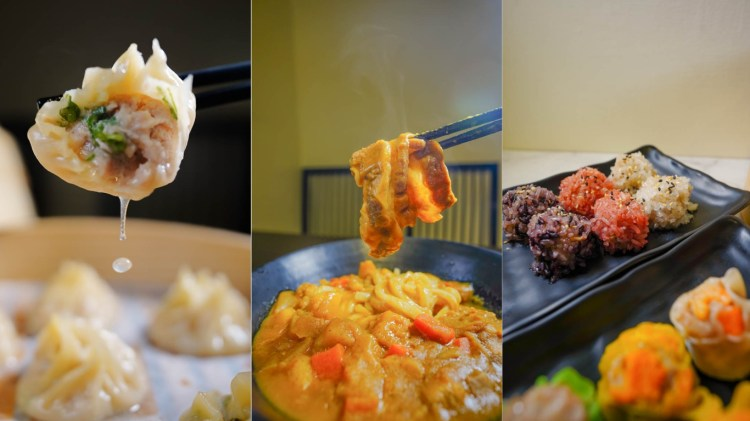 高雄鳳山小吃 加依軒手工湯包鳳山火車站店 銅板小吃簡單吃就是幸福