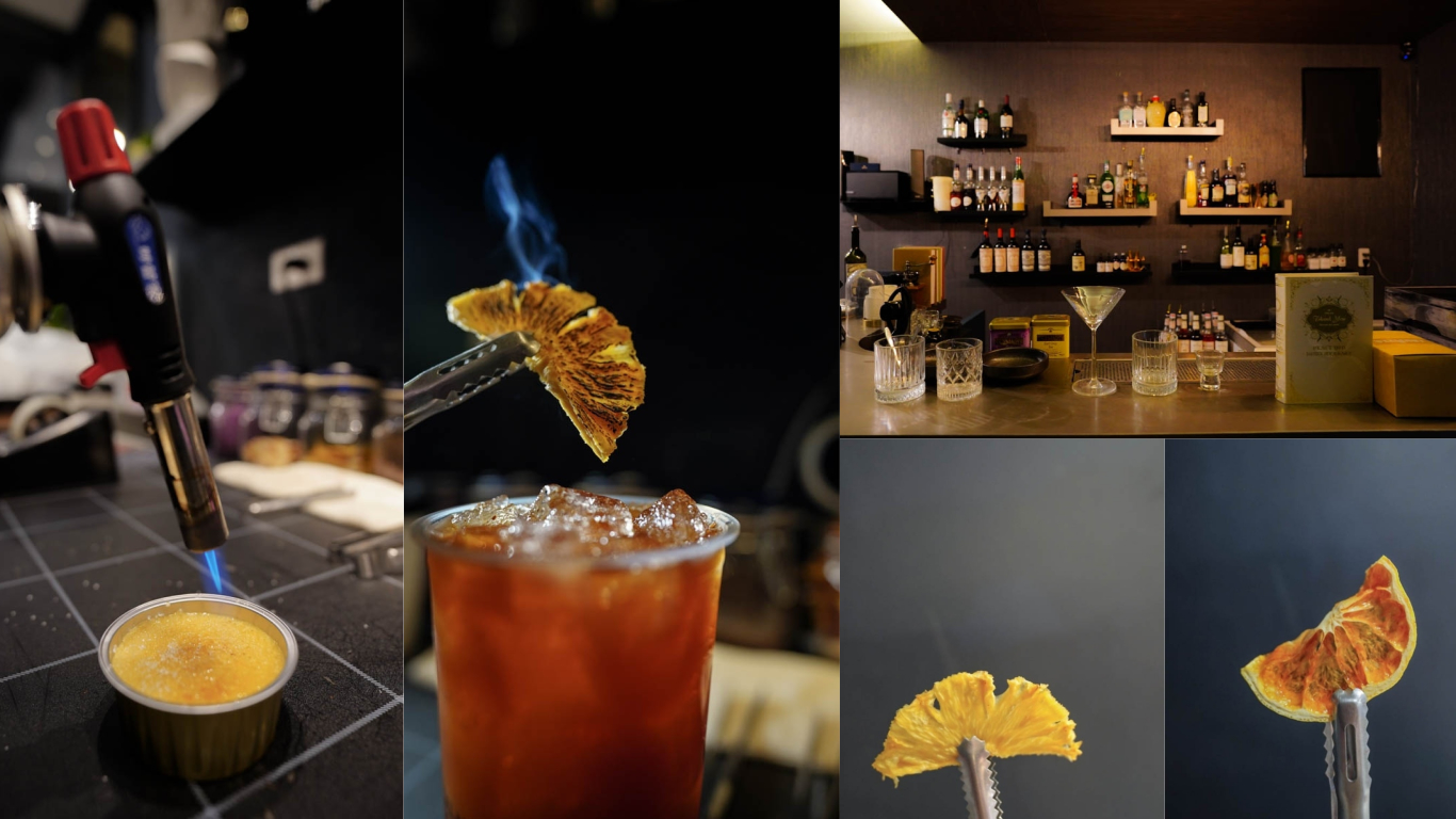 高雄新興區手搖飲料 格雷先生紳士手作茶-雄商附近,品味像美麗調酒樣的茶飲與甜點店