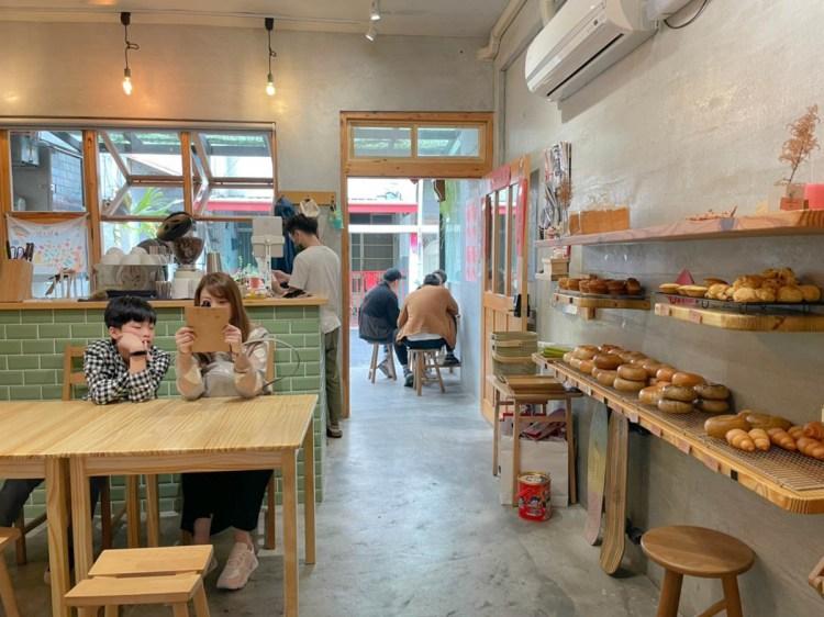 台東早午餐 人x人-台東旅行必吃,上海街文青風老屋手作烘焙坊,當日現做的吐司、貝果、司康、可頌,列入台東美食必吃