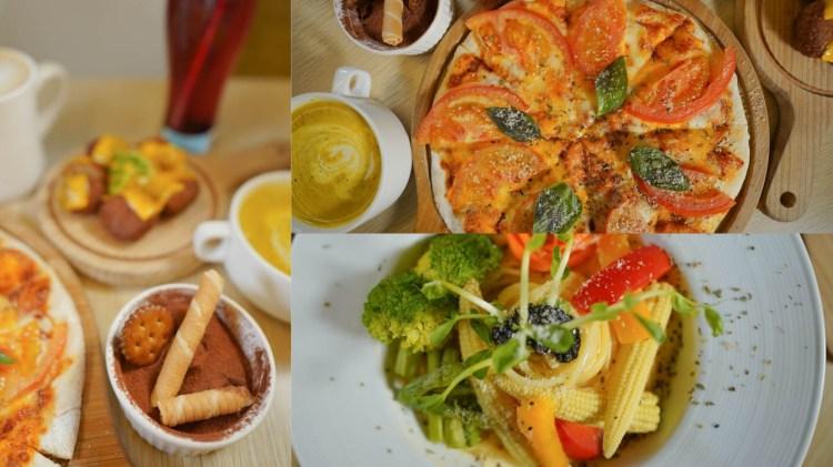 高雄鼓山區素食 伊凡的花園-瑞豐夜市附近蔬食餐廳,素食新選擇