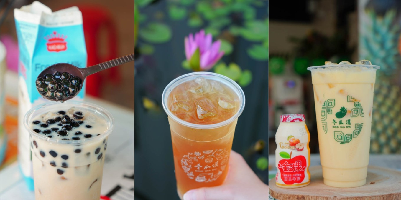 高雄鳥松飲料 冬瓜漢鳥松大仁店-澄清湖附近飲料店,冬瓜茶的專家