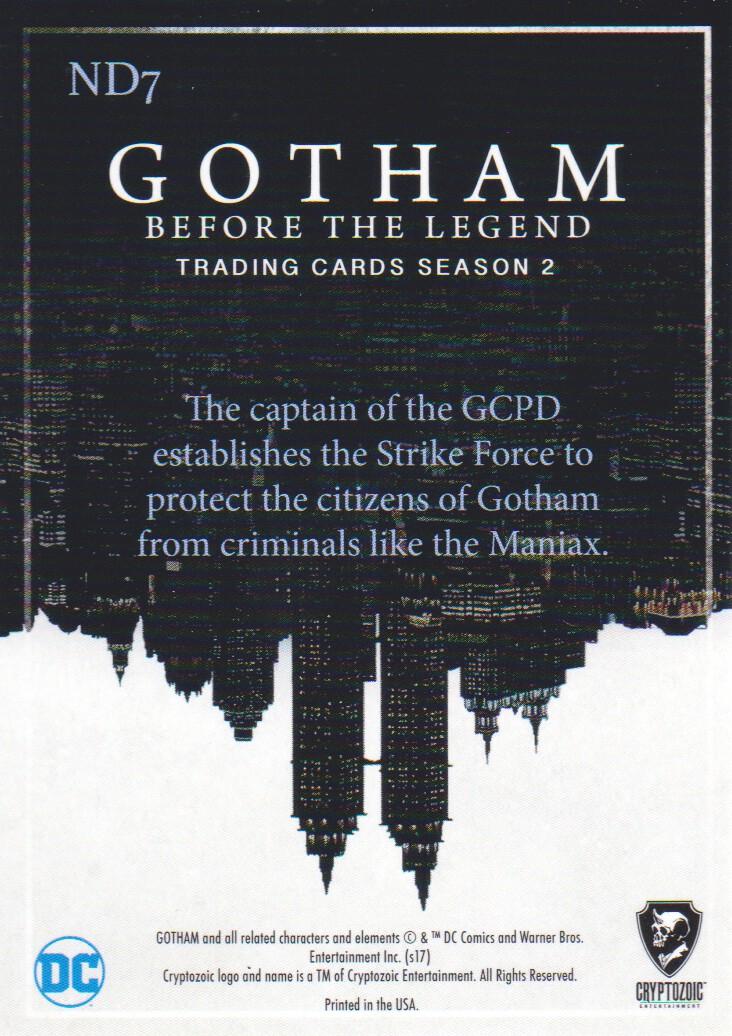 Nathaniel Barnes Dc : nathaniel, barnes, Gotham, Season, Knights, Silver, Nathaniel, Barnes