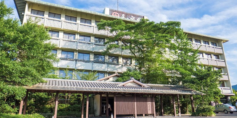 【九州】。佐賀嬉野溫泉飯店@和樂園 近溫泉街