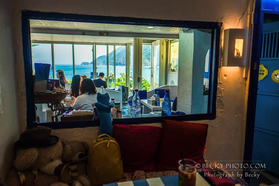 【宜蘭】。情人灣海邊走走  @蘇澳景點內埤海灘咖啡廳