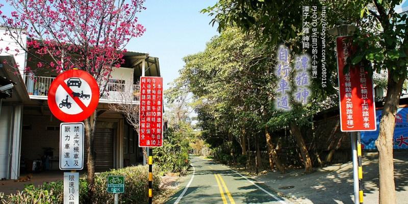 【台中】。繼東豐自行車綠廊後,第二個跨鄉鎮的「潭雅神綠園道」..... 在這裡撿到了波斯菊花海