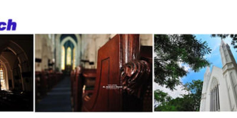 【新加坡】。聖安德烈教堂 St. Andrew's Church