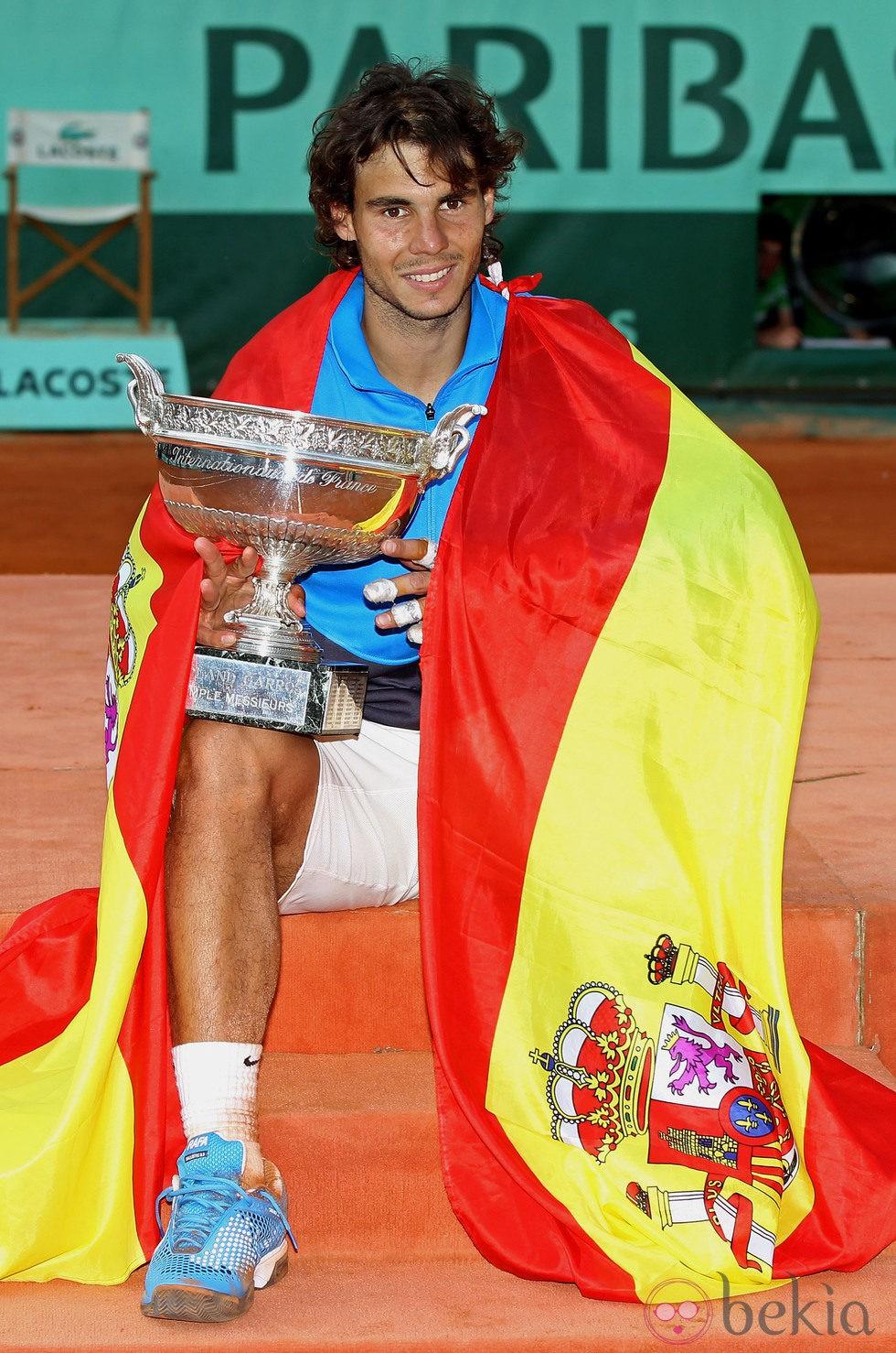Image result for rafa Nadal fotos roland garros