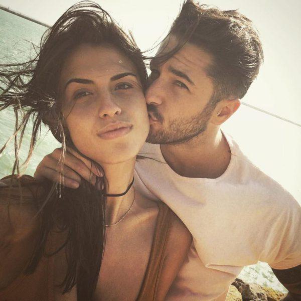 Hugo y Sofa MYHYV paseando su amor por El Puerto de