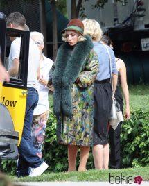 Lady Gaga Interpreta Una Embarazada En 'american Horror