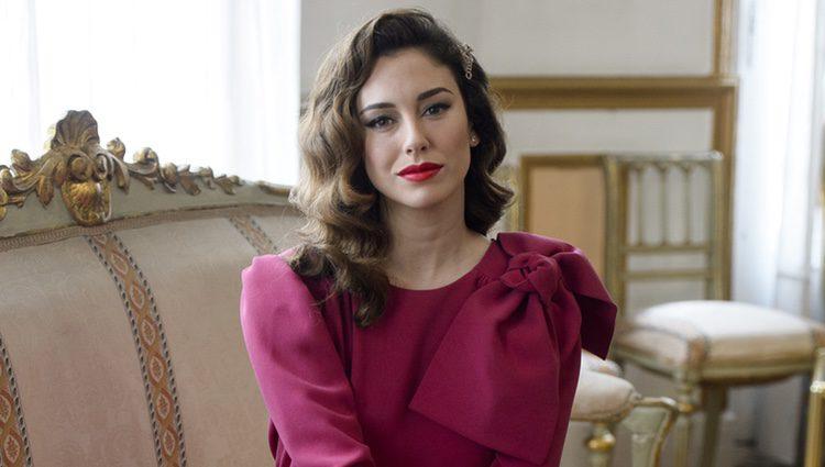 Blanca Suárez es Sonsoles de Icaza en 'Lo que escondían sus ojos'