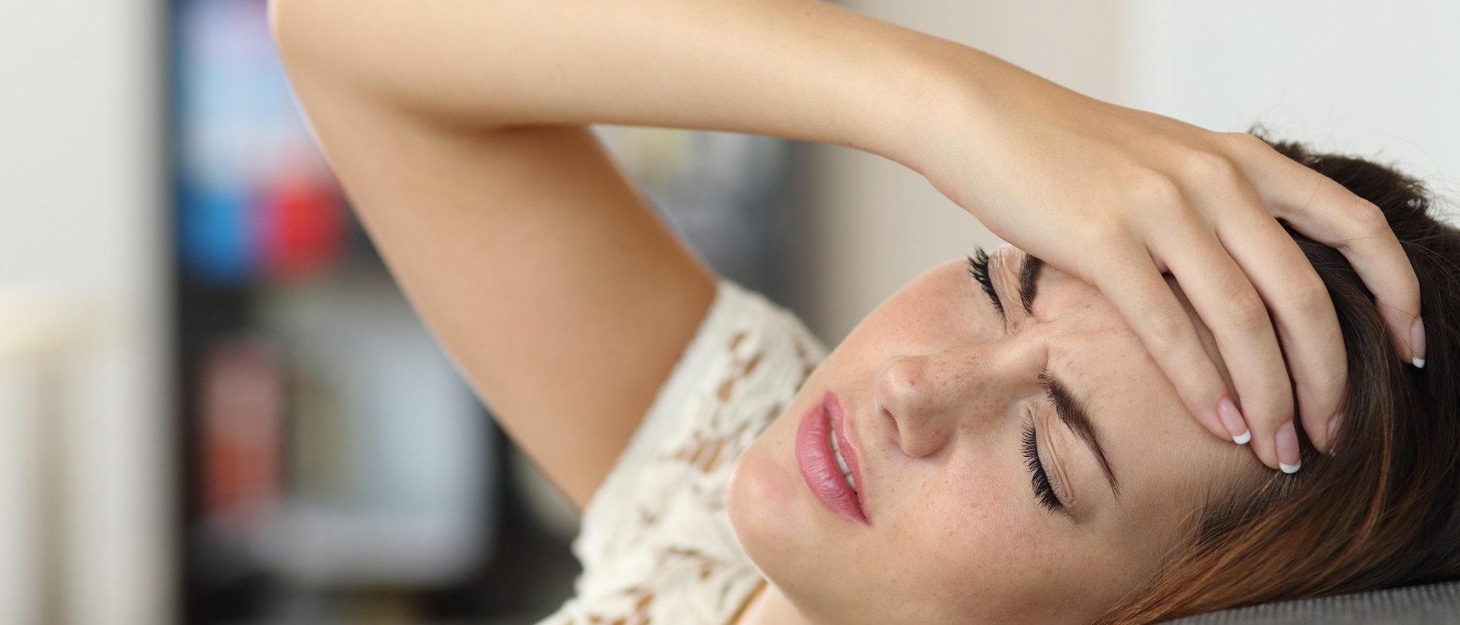 El dolor de cabeza durante el embarazo - Bekia Padres