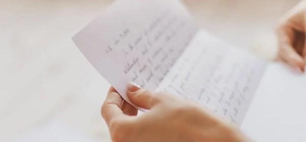 La carta es algo que tu pareja podrá¡ leer cuantas veces quiera y revivir el momento