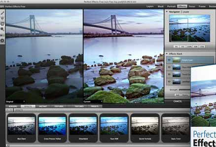 Perfect Effects Free Edition - onOne Software