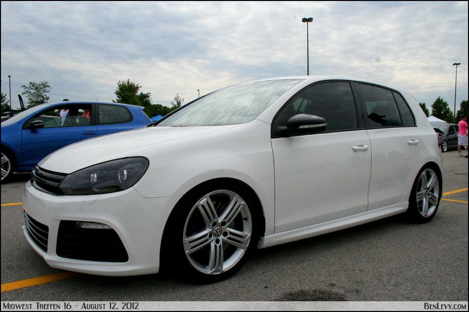 Mk6 Volkswagen Golf R - BenLevy.com