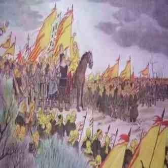 宋代农民起义:均贫富的口号成为了农民起义的特点