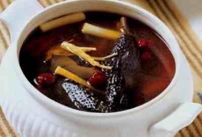 补气血的4种汤,好喝的很!简单易做,材料你家就有