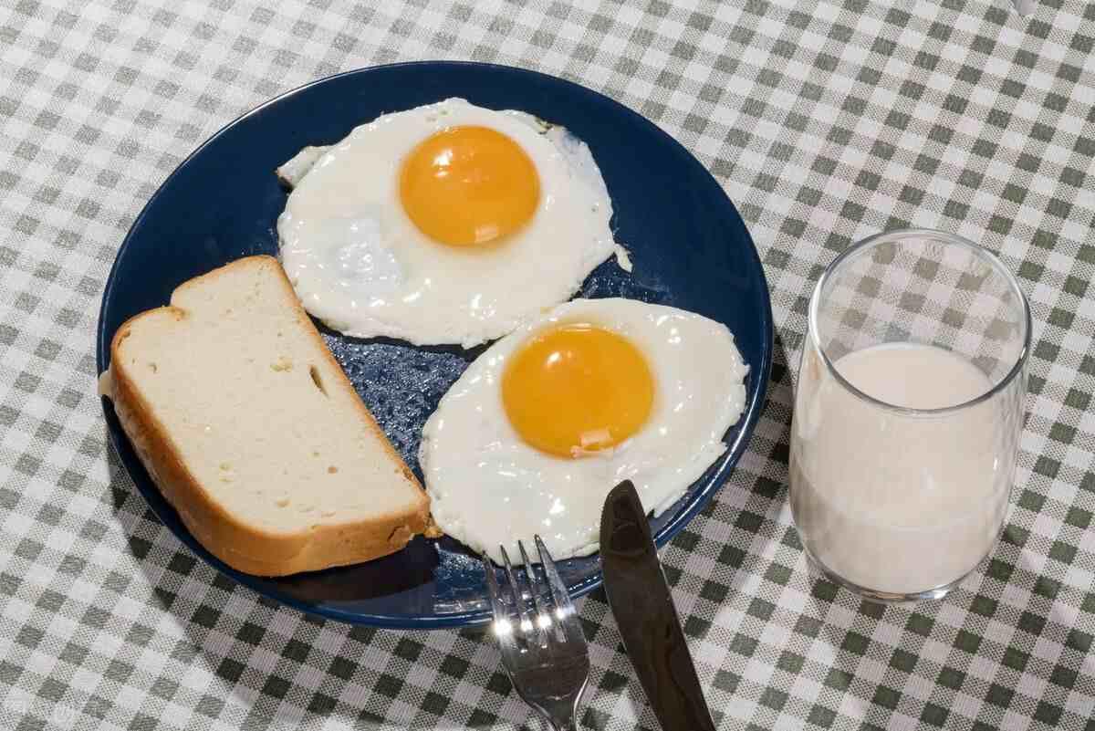 """经常不吃早餐的人现在都怎样了?大多被这5个""""麻烦""""缠上了,你也是吗?"""