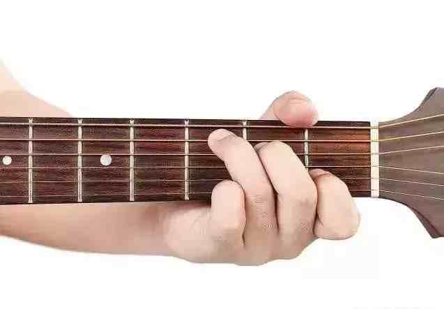 吉他:高清基础和弦指法教程图