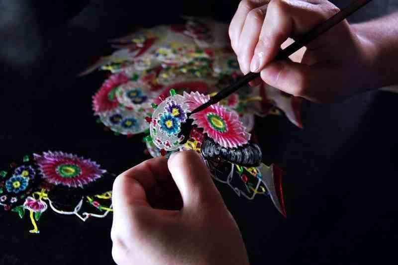 中国传统文化——皮影戏