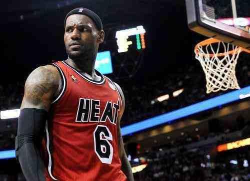盘点NBA历史得分榜前五巨星,现役只有一人上榜