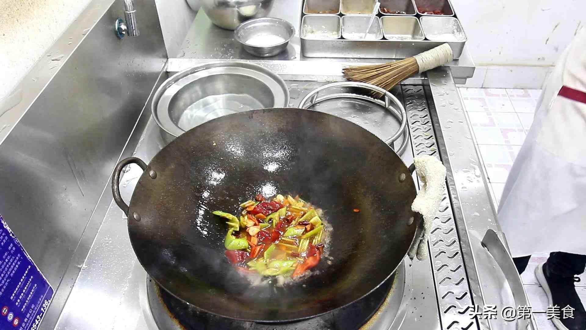 厨师长的家常烧豆泡,滑嫩爽口,浓郁多汁,味道比肉还要好吃