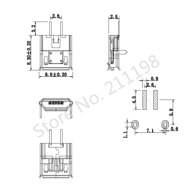 [View 35+] Micro Usb Cable Wiring Diagram