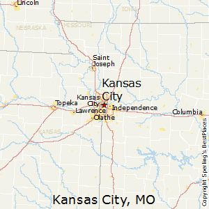 Best Places to Live in Kansas City Missouri