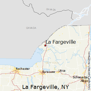 La Fargeville Central School In La Fargeville New York